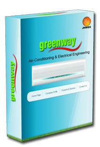 Greenway Air-conditioning Web System