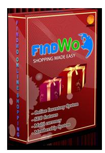 FindWo Enterprise Online Shopping System