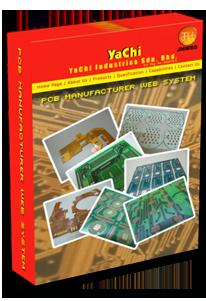 Yachi PCB Web System