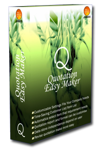Quotation Easy Maker System