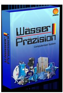 Wasser Prazision Water Pump System