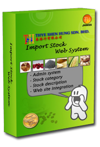 Import Stock Web System
